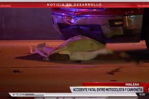 La peligrosa intersección de Miami donde murió un motociclista