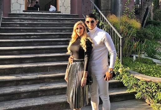 ¡Campeón de goleo y del amor! Alan Pulido por fin se casó con la modelo Ileana Salas