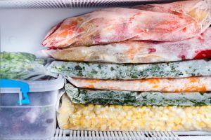 Los vegetales congelados son mejores para la salud