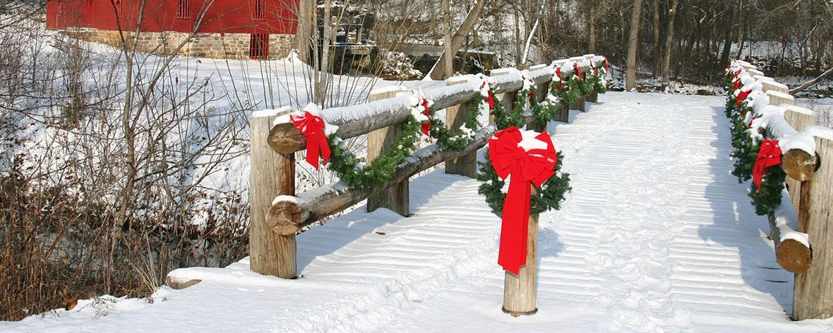 ¿Dónde disfrutar de una Blanca Navidad en Estados Unidos?