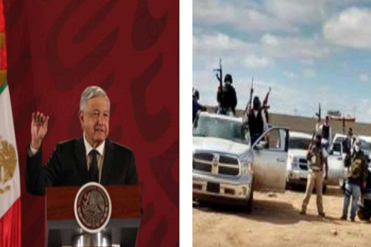 AMLO mata dos pájaros de un tiro contra el Cártel de Sinaloa y el Cártel de Tijuana