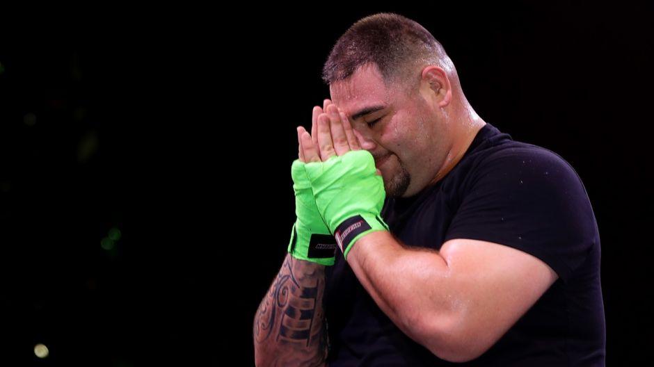 ¿Cuánto peso perdió Andy Ruiz para la revancha contra Anthony Joshua?
