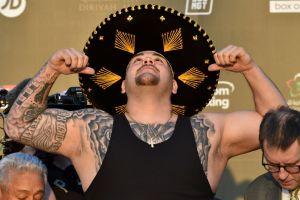 Andy Ruiz recurrió a la marihuana en su preparación para enfrentar a Joshua