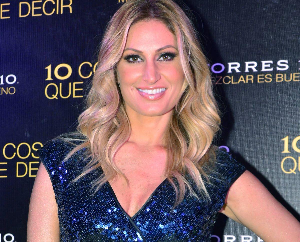 Anette Cuburu aclara si tiene una relación con Raúl Araiza