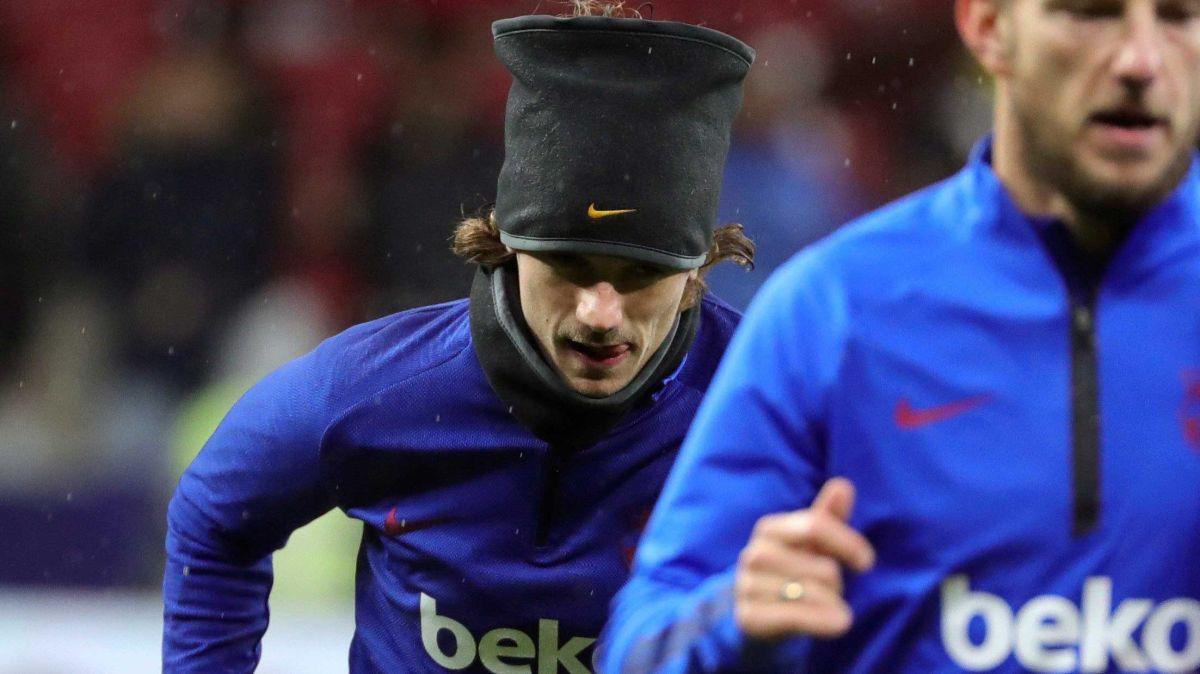 El nuevo look de Messi y los jugadores de Barcelona parece un poco… ¿madridista?