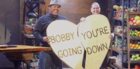 """La chef boricua participó en """"Beat Bobby Flay, de Food Network."""