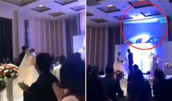 Se vengó de la peor manera de su novia por serle infiel el día de su boda