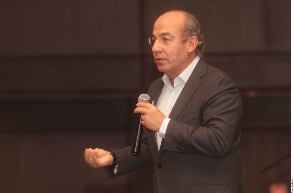 Se deslinda Felipe Calderón de nexos de García Luna con el cártel de Sinaloa