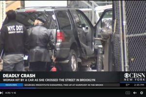 Empleada escolar murió arrollada por anciano en Brooklyn