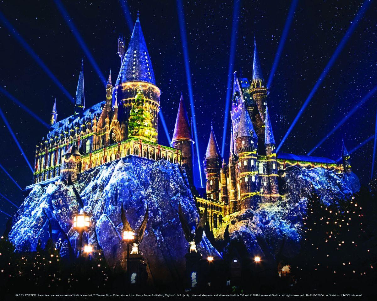 Universal Studios celebra la Navidad con Harry Potter y el Grinchmas
