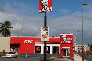¿Por qué la mayoría de los restaurantes de comida rápida son rojos?