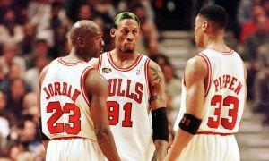 ¡A la pantalla chica! Jordan, Pippen, Rodman y los Bulls de los 90 protagonizarán miniserie documental
