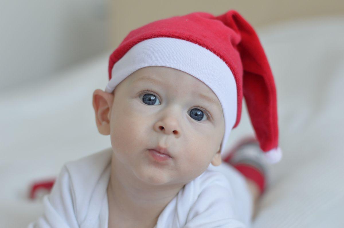 """Por qué los bebés nacidos en diciembre son más """"especiales"""" que el resto"""