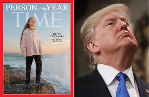 Melania defiende a su hijo Barron de críticas, pero Trump se mete con una adolescente
