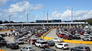 'San Ysidro ahora es el punto fronterizo más activo, más eficiente y más seguro'