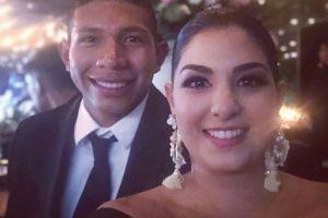 La boda del año: Futbolista de la Liga MX se casa por televisión y arma fiestón en un estadio