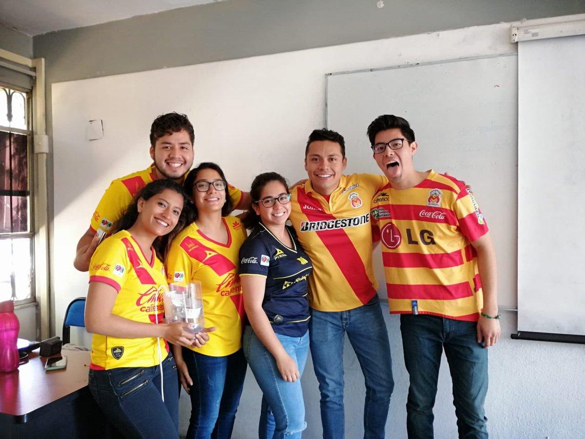 Los alumnos estudian en el Tecnológico de Morelia.