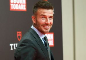 David Beckham arranca casting para su primer programa en Disney+