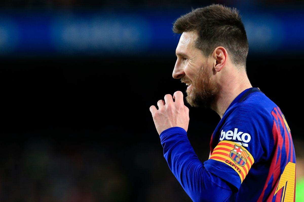 """¿Se acerca el reencuentro? """"Tengo un grupo de Whatsapp con Luis Suárez y Neymar"""": Messi"""