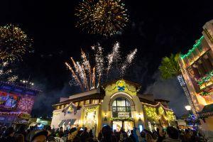 Las compañías Disney y Universal cierran sus parques en California, Florida y París
