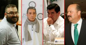 Al menos 45 exgobernadores en México son ligados con crimen organizado y corrupción