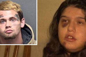 Texas: Con un cuchillo marcó su nombre en la frente de su novia