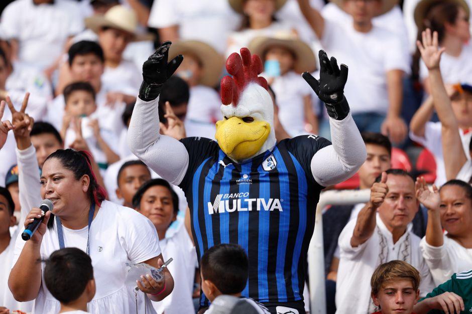 Arriesgado y con billetes: los Gallos Blancos de Querétaro tienen nuevo dueño