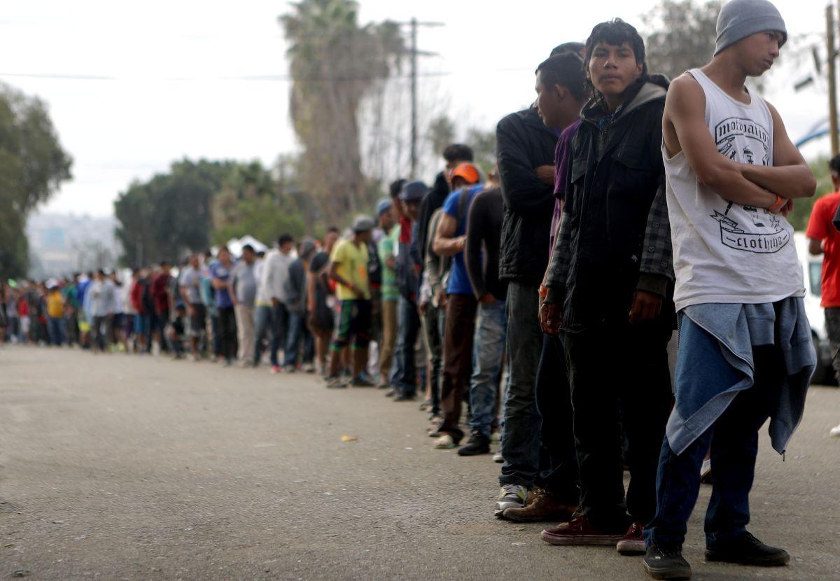 Sólo un microscópico 0.1% recibe asilo con el 'Remain in México' de Trump