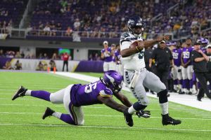 ¡Por un paso más a la postemporada! Seahawks vs. Vikings en el Monday Night Football