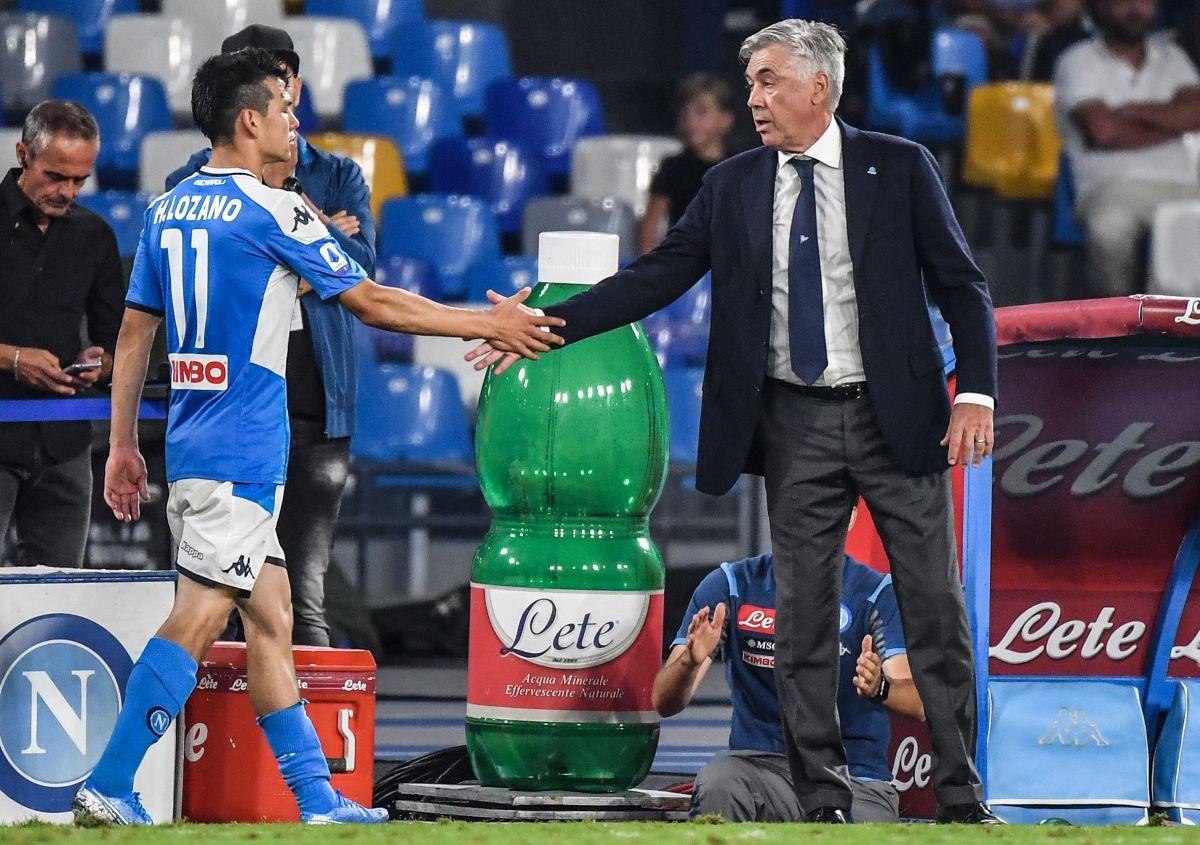 Carlo Ancelotti no ha obtenido los resultados esperados.