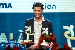 Premio de consolación: Cristiano Ronaldo no ganó el Balón de Oro, pero sí el MVP de la Serie A
