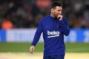 Se reunieron a solas por primera vez y… ¡sí hay buena onda ente Messi y Quique Setién!