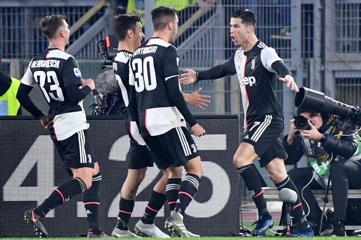 La Juve va por su noveno título.