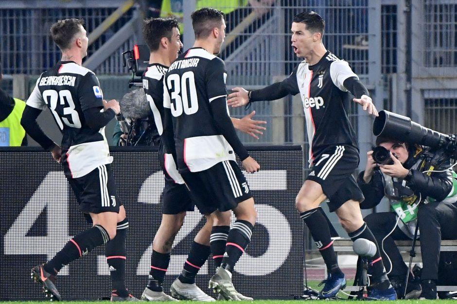 Cristiano Ronaldo va por su primer título de la temporada con la Juventus