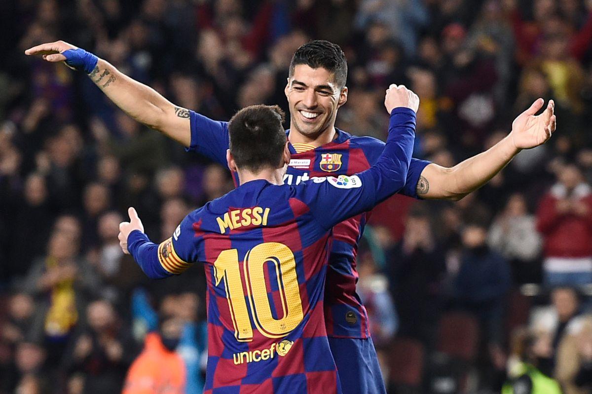 Barcelona ganó La Liga en 2019.