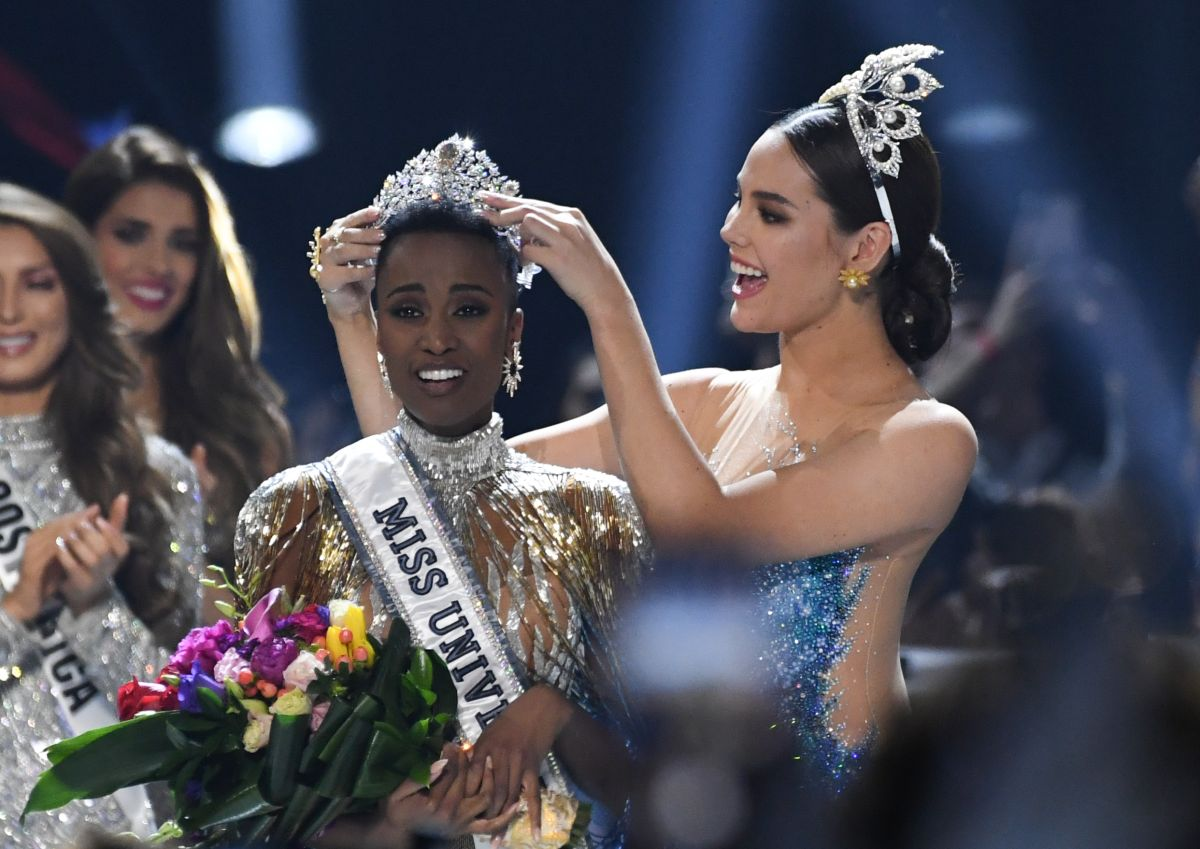 Miss Sudáfrica Zozibini Tunzi es la nueva Miss Universo 2019