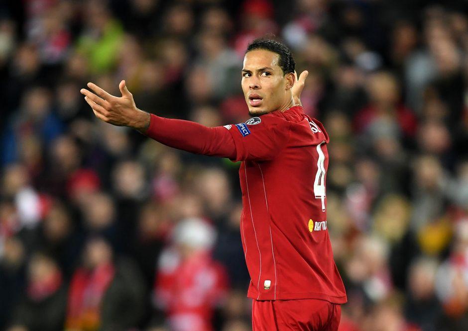 Durísima la lesión de Virgil van Dijk: el mejor defensa del mundo será baja en el Liverpool al menos 6 meses