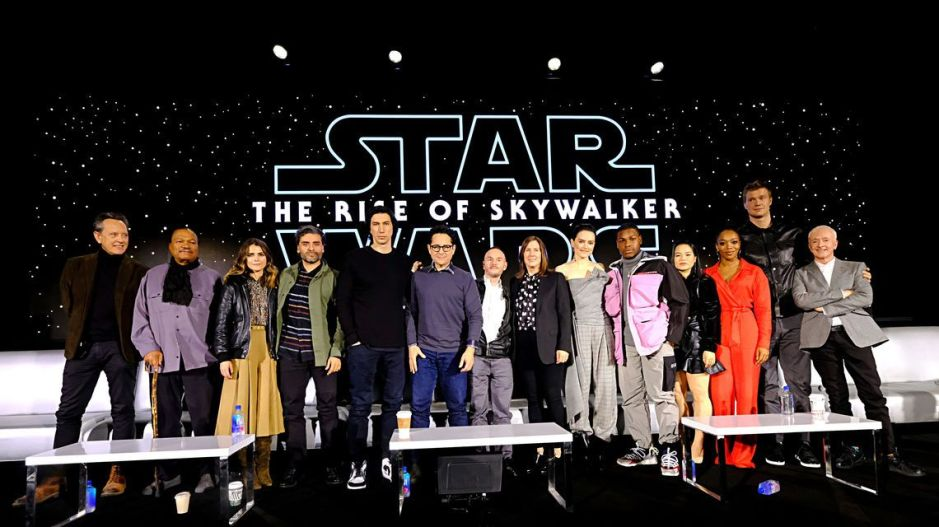 Las estrellas de The Rise of Skywalker reflexionan sobre el fin de Star Wars