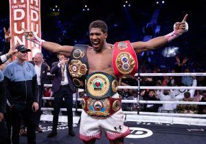 Francis Ngannou, estrella de UFC, dice que con un buen entrenamiento podría estar a la altura de Joshua, Fury y Wilder