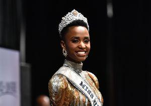 5 datos de Zozibini, la Miss Universo 2019