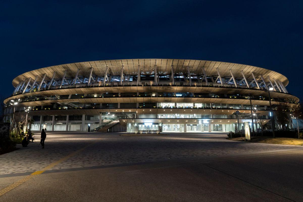 ¡Otro nivel! Inauguran el impresionante estadio que será sede de los olímpicos de Tokyo