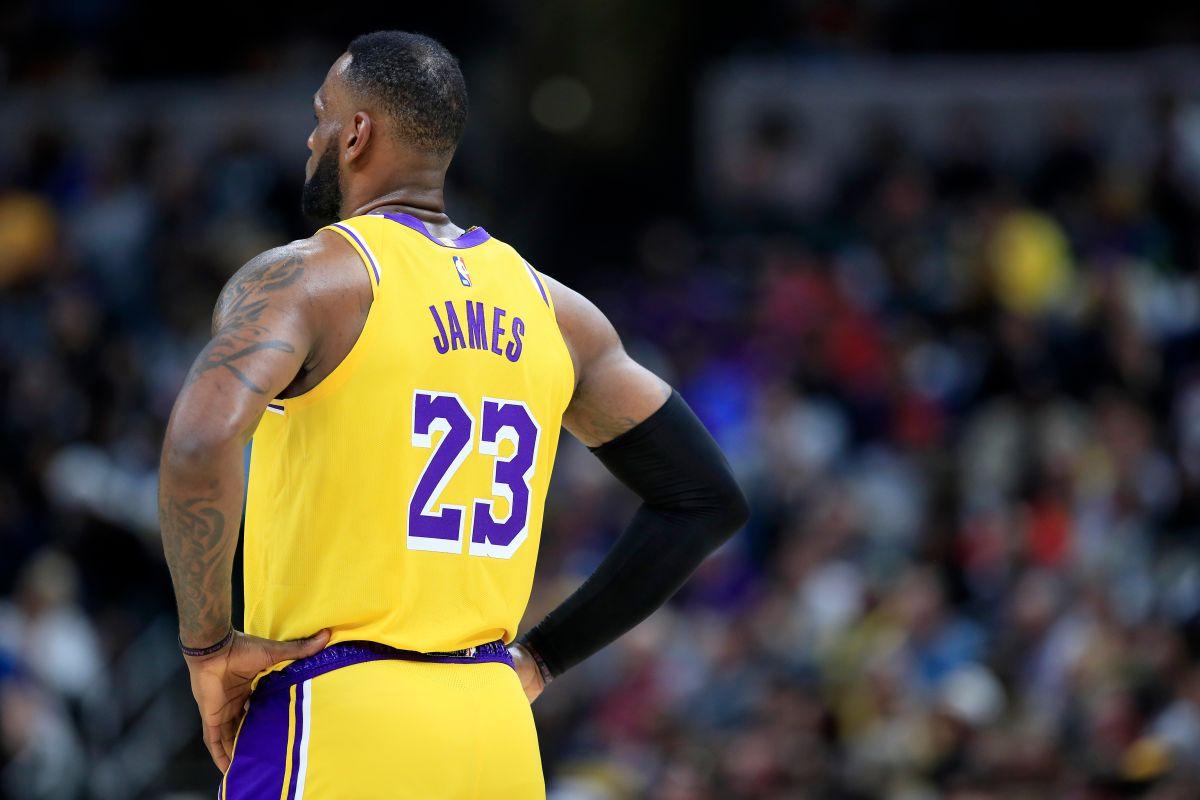 ¡El Rey de la década! LeBron James celebra sus 35 años con récord y como el mejor deportista