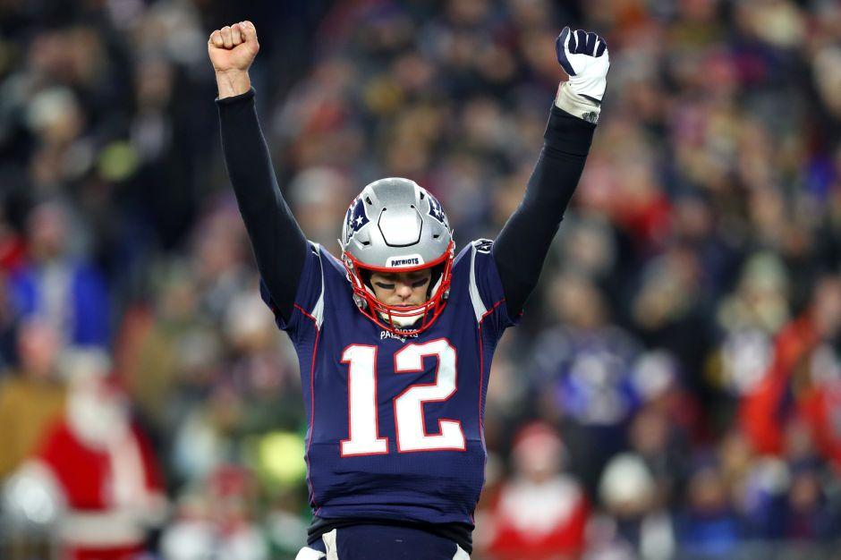 Tom Brady hace la jugada más impresionante de su carrera a los 42 años… y no fue lanzando