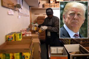 Administración Trump aprueba regla final que quitará ayuda alimentaria a miles de personas