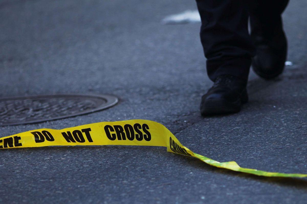 Escena de un crimen. (Archivo / Getty Images)