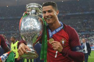 ¿Cristiano Ronaldo se emborrachó? ¡Siiiiiu!