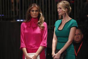¿Ivanka y Melania Trump se pelean?