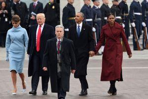 ¿Los Obama o los Trump? Sorprenden resultados de los personajes más admirados