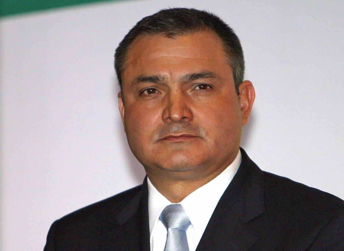 Genaro García Luna, exsecretario de Seguridad Pública en México.