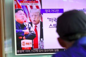 """Corea del Norte responde a críticas de Trump: """"Está muy nervioso... anciano senil en su senilidad"""""""